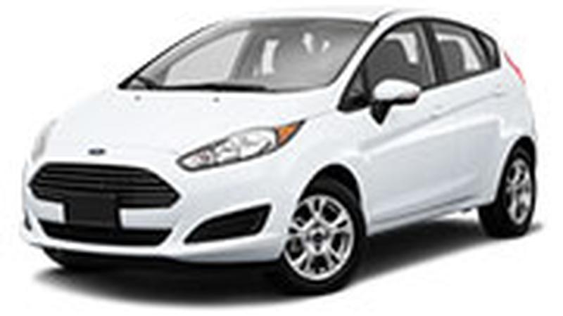 Авточехол для Ford Fiesta (2015+)