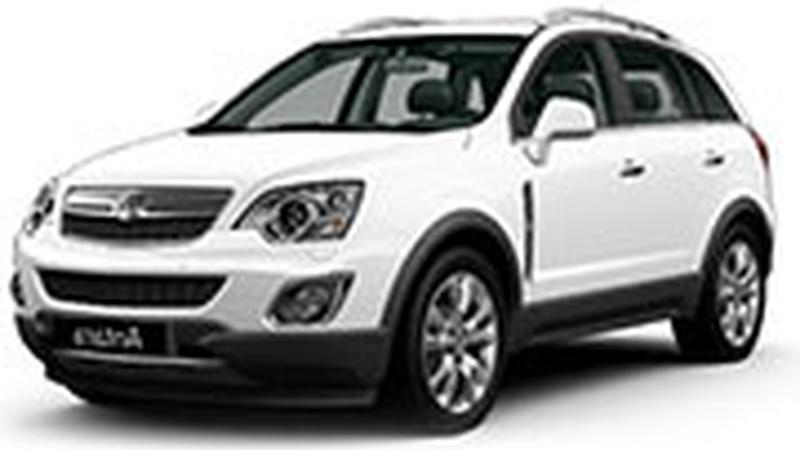 Авточехол для Opel Antara (2006+)