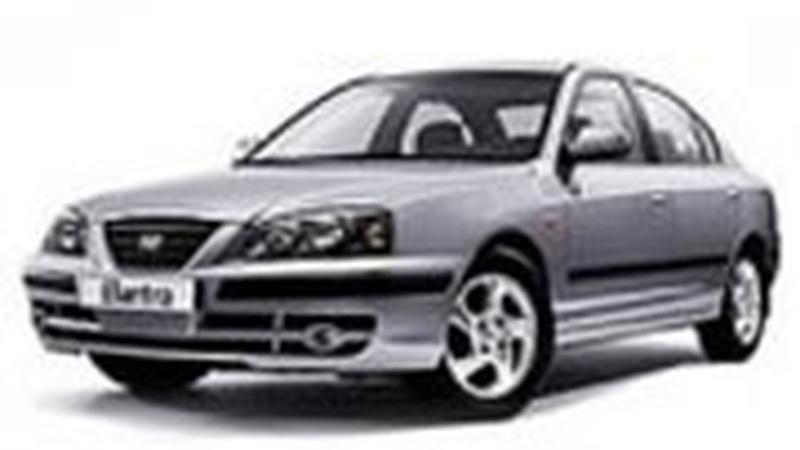 Авточехол для Hyundai Elantra III XD (2000-2007)