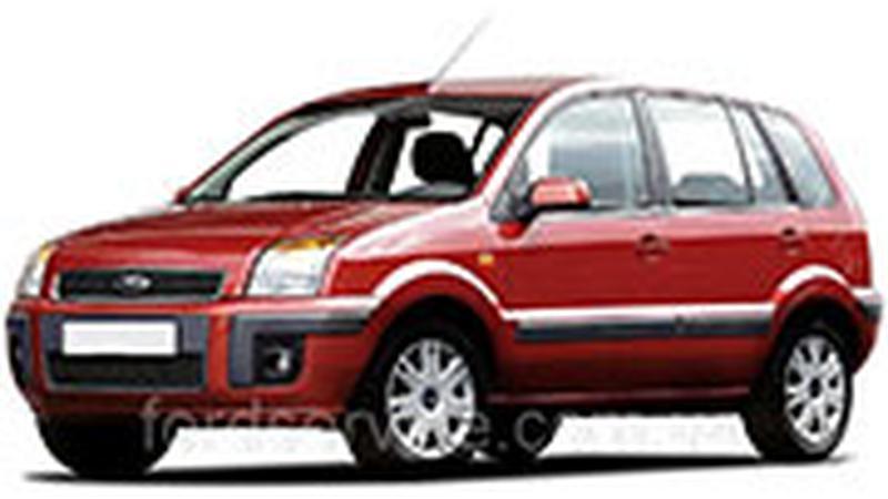 Авточехол для Ford Fusion (2002-2012)