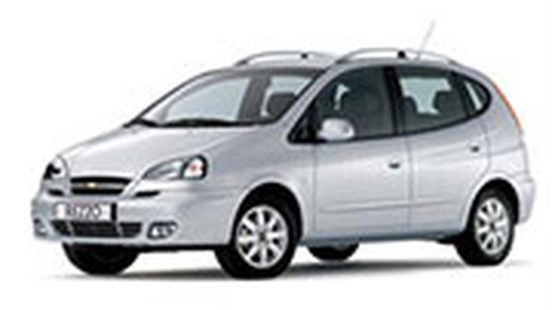 Авточехол для Chevrolet Rezzo (2004-2008)