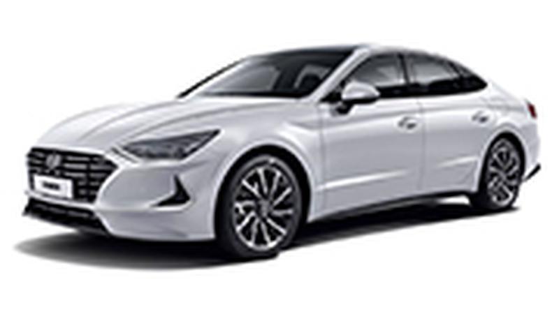 Авточехол для Hyundai Sonata VIII (DN8) (2020+)