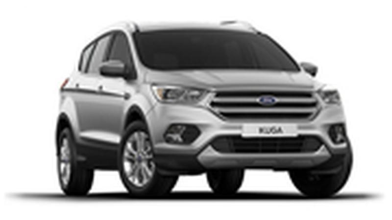 Авточехол для Ford Kuga trend (2012)