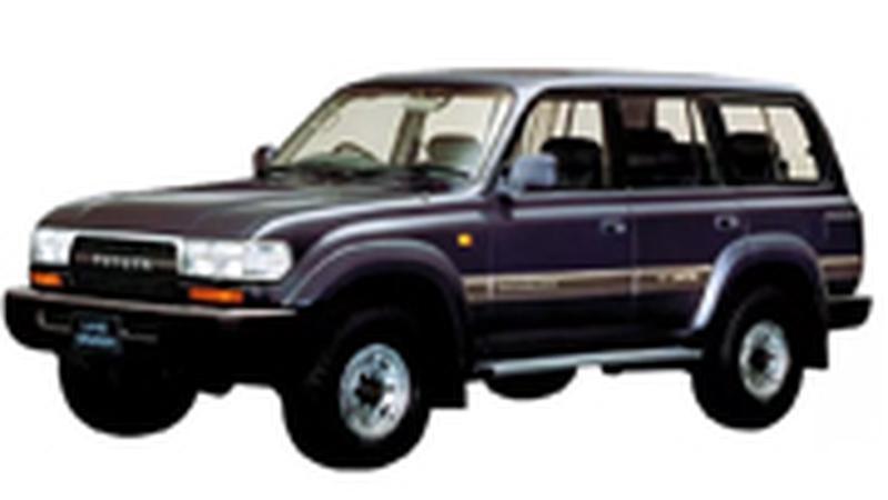 Авточехлы для Toyota Land Cruiser 80 (1989-1994) правый руль