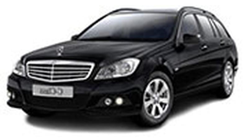 Авточехол для Mercedes-Benz W204 универсал (2007-2015)