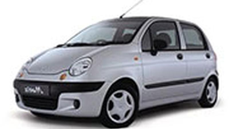 Авточехол для Daewoo Matiz