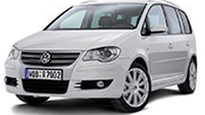 Авточехол для Volkswagen Touran 5 мест (2003-2010)