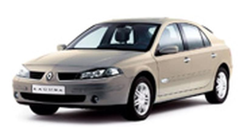 Авточехол для Renault Laguna 2 (2001-2005)