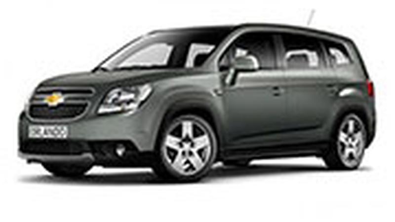Авточехол для Chevrolet Orlando 5 мест (2012+)