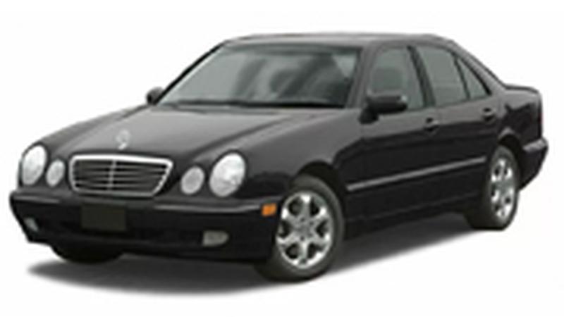 Авточехол для Mercedes W210 (1995-2002)