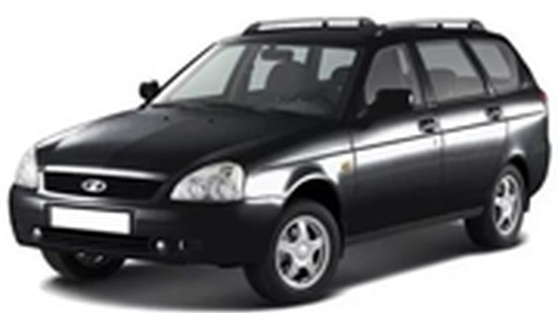 Авточехол для Lada Priora универсал рестайлинг (2014+)