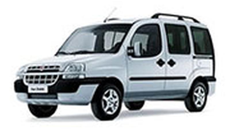 Авточехол для Fiat Doblo (2001+)