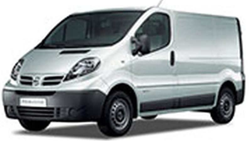 Авточехол для Nissan Primastar 8 мест (2001-2014)