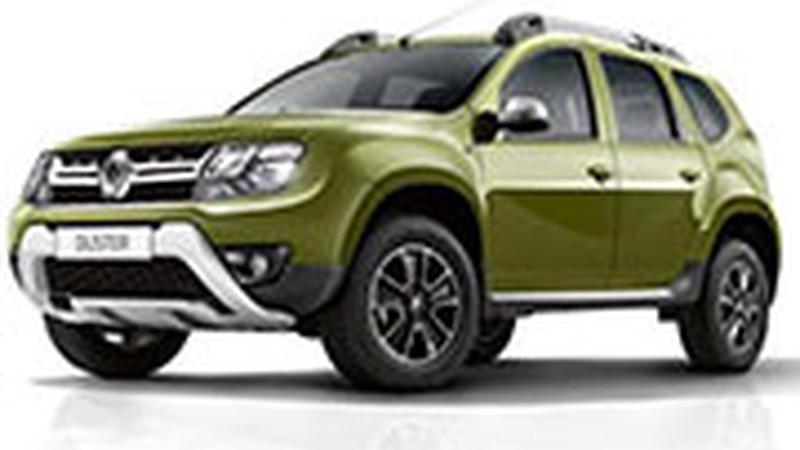 Авточехол для Renault Duster рестайлинг (2015+)
