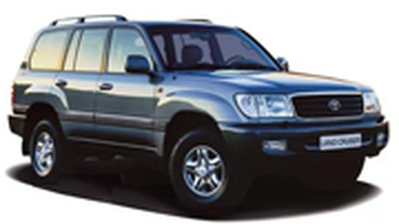 Авточехол для Toyota Land Cruiser 100 (1998-2007) правый руль