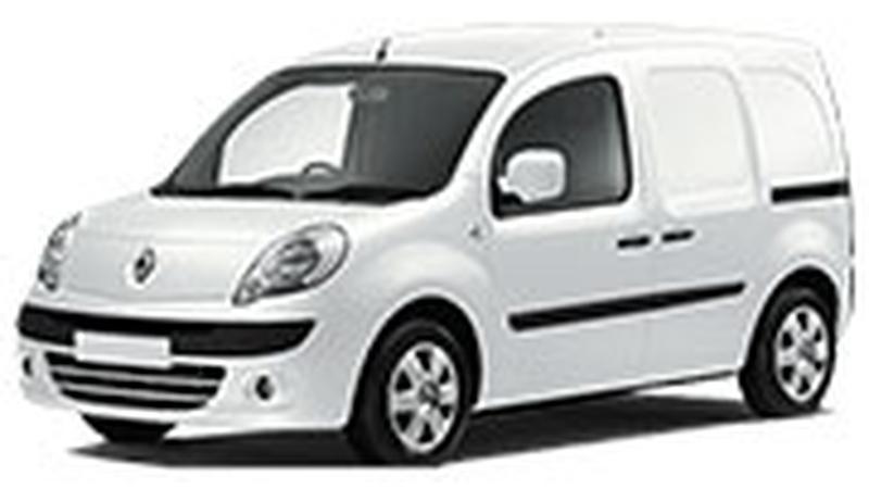 Авточехол для Renault Kangoo 2 места (2008-2013)