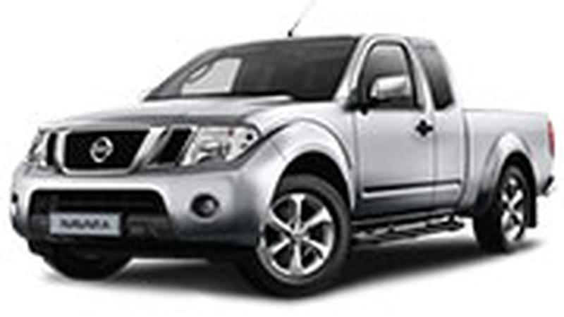 Авточехол для Nissan Navara (2005+)