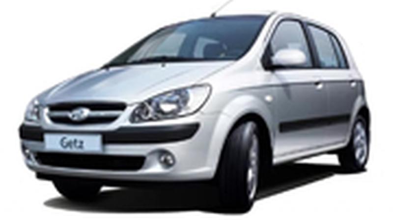 Авточехол для Hyundai Getz II (2006+)