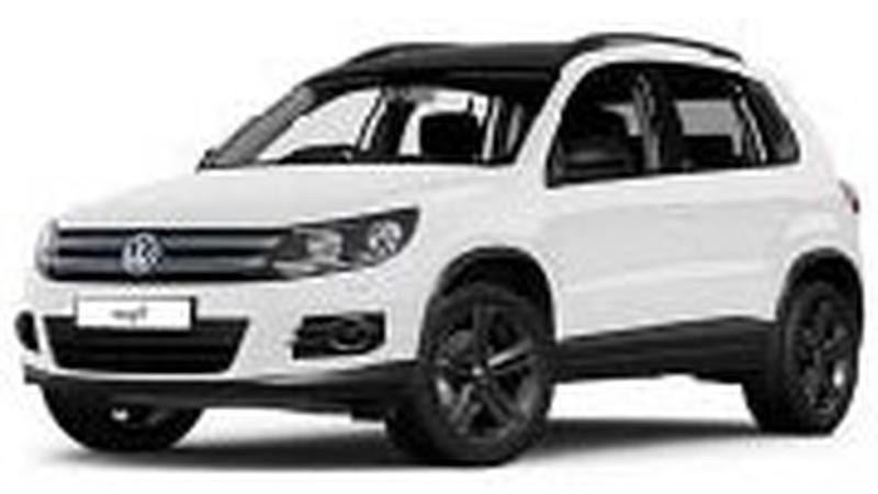 Авточехол для Volkswagen Tiguan II (2017+)