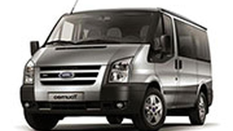 Авточехол для Ford Transit Tourneo 9 мест (2006+)