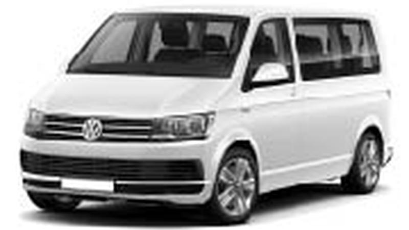Авточехол для Volkswagen T-6 Caravelle 8-9 мест (2015+)