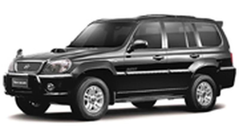 Авточехол для Hyundai Terracan I (2001-2007)
