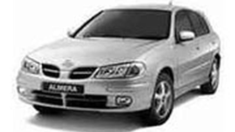 Авточехол для Nissan Almera N16 седан\хэтчбек (2000-2006)