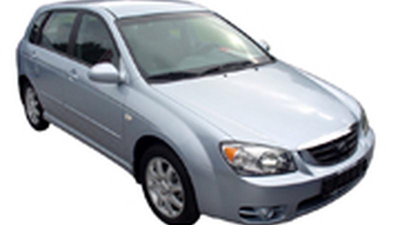 Авточехол для KIA Cerato I хэтчбек (2004-2009)
