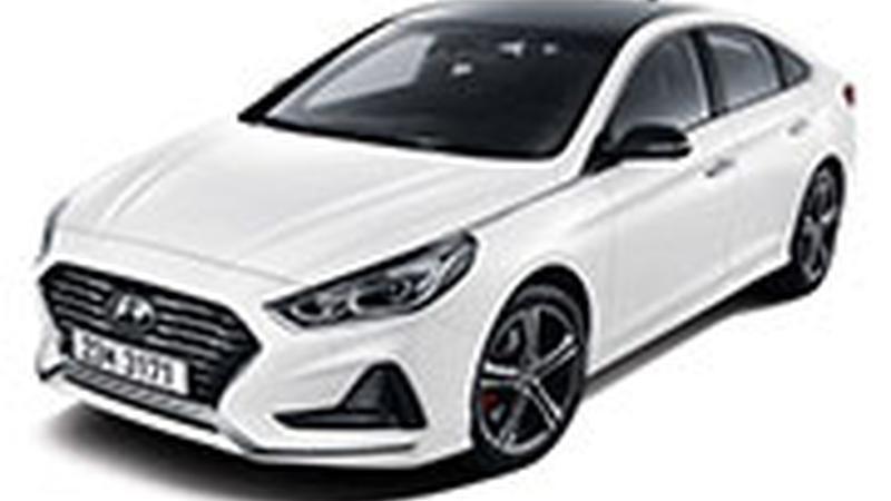 Авточехол для Hyundai Sonata VII (2014+)