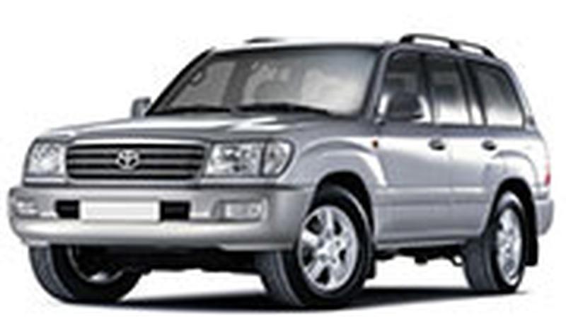 Авточехол для Toyota Land Cruiser 100 (1998-2007)