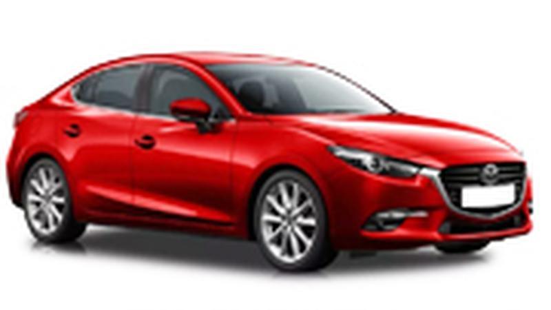 Авточехол для Mazda 3 хэтчбек (2014+)