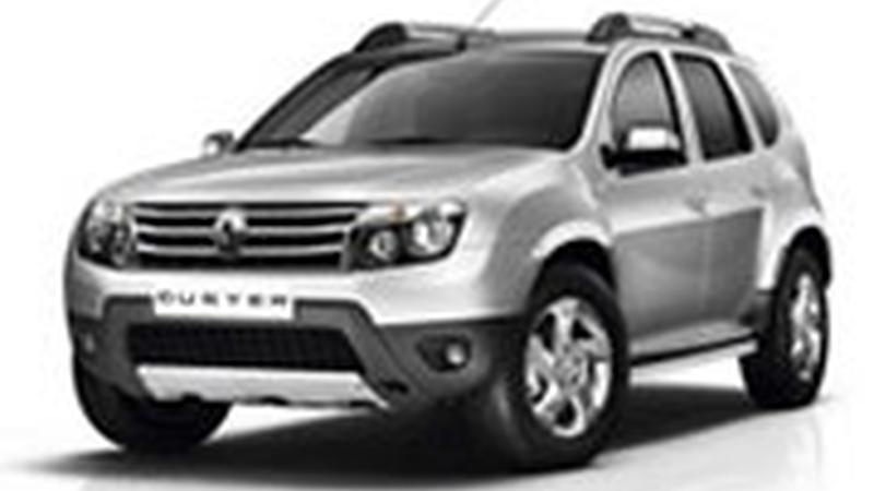 Авточехол для Renault Duster (2011+)