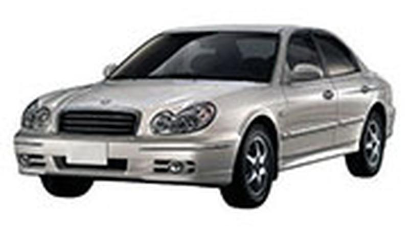 Авточехол для Hyundai Sonata IV EF (2001-2012)