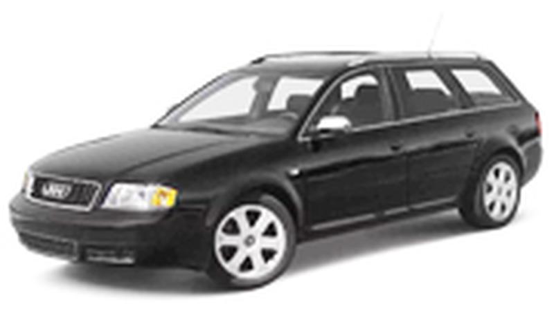 Авточехол для Audi A6 универсал С5 380 (1997-2004)
