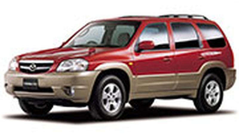 Авточехол для Mazda Tribute I (2000-2007)