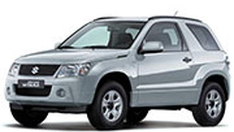 Авточехол для Suzuki Grand Vitara 3 двери (2005-2014)