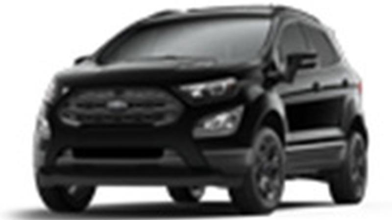 Авточехол для Ford EcoSport I рестайлинг (2017+)