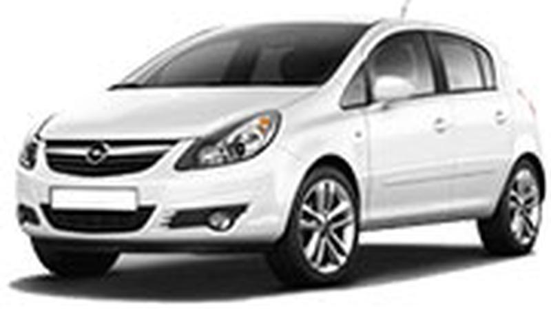 Авточехол для Opel Corsa D (2006-2014)