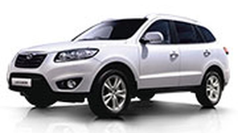 Авточехол для Hyundai Santa Fe II (2006-2013)