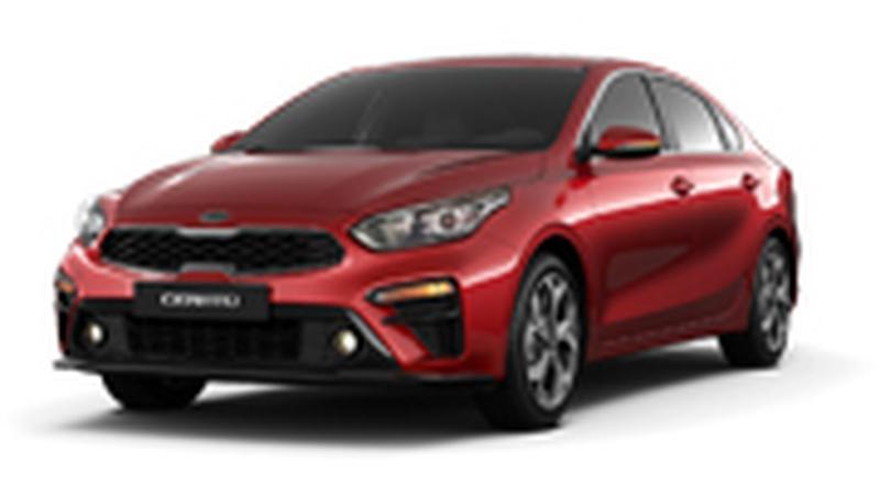 Авточехол для KIA Cerato IV GT Line (2018+)