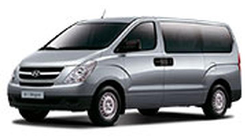Авточехол для Hyundai H1 8 мест (2007+)