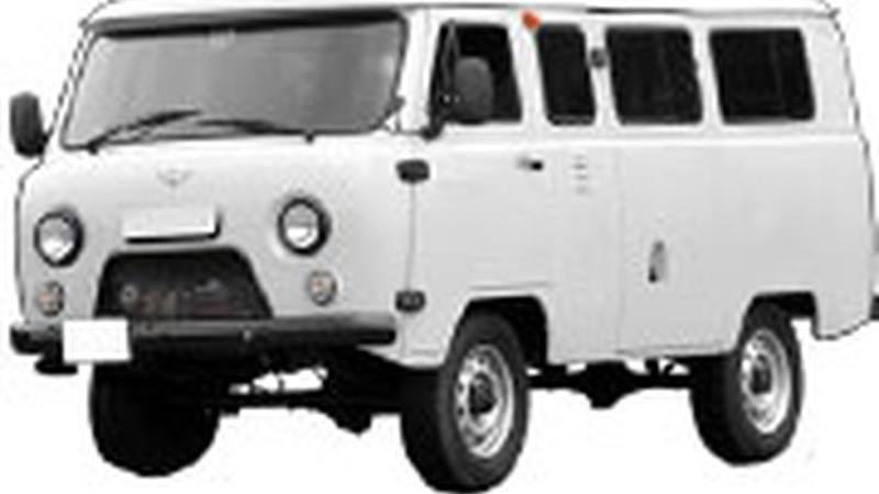 Авточехол для УАЗ 3909 Пассажирский