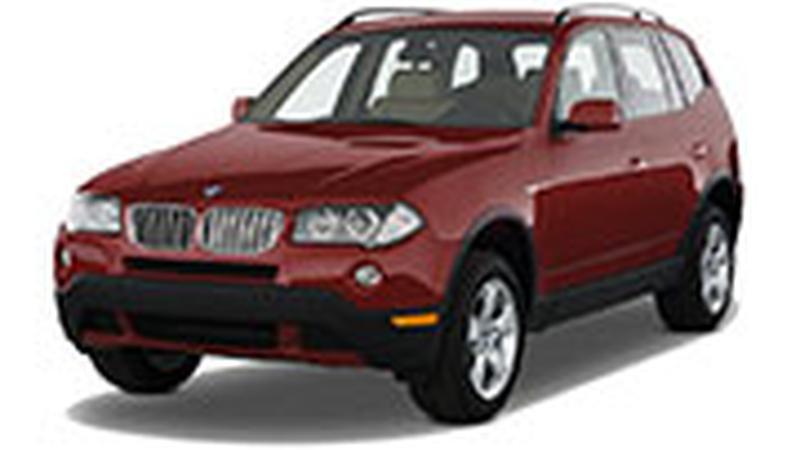 Авточехол для BMW X3 E83 (2003-2010)