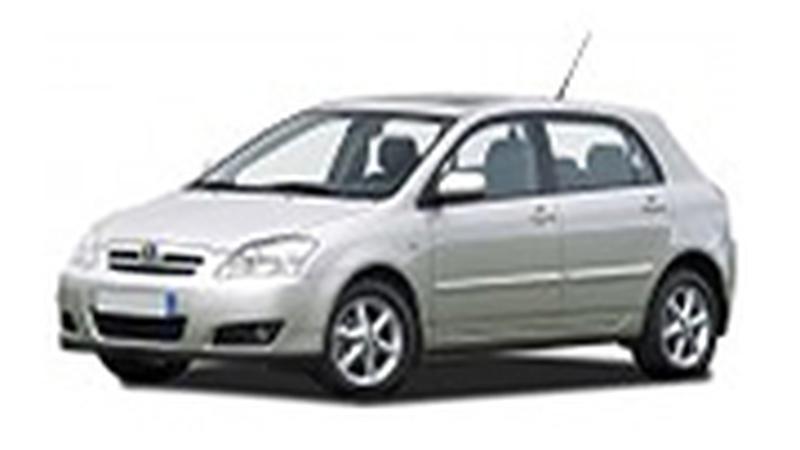 Авточехол для Toyota Corolla E120 хэтчбек (2000-2008)
