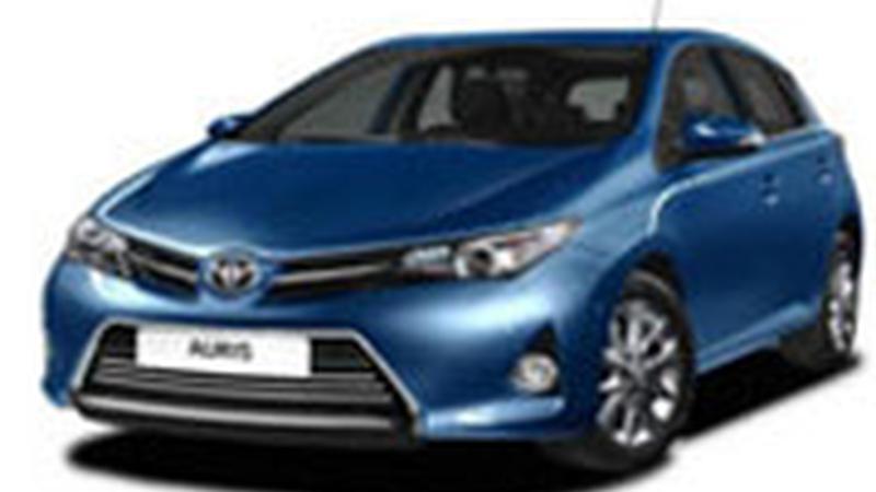Авточехол для Toyota Auris II (2012+)