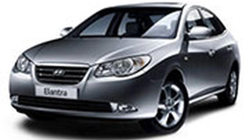 Авточехол для Hyundai Elantra IV HD (2006-2011)