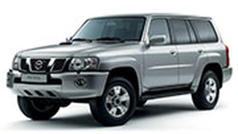 Авточехол для Nissan Patrol (2004-2010)