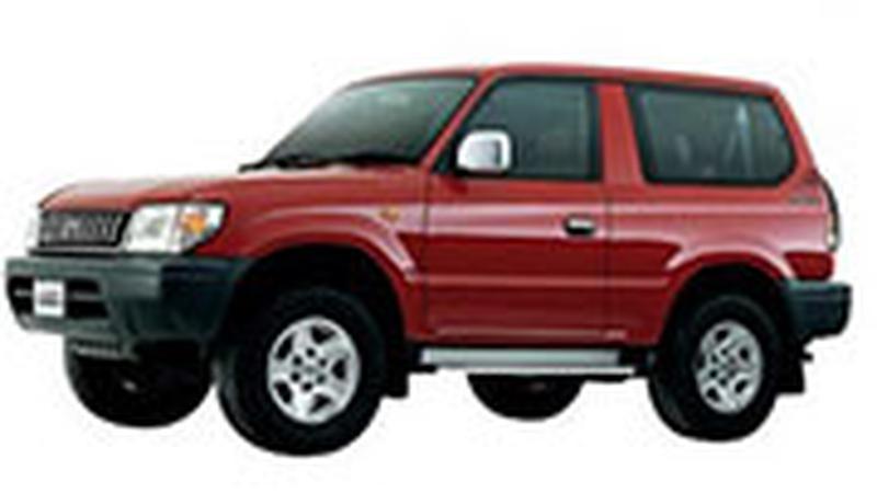 Авточехол для Toyota Land Cruiser Prado 90 (1996-2002)