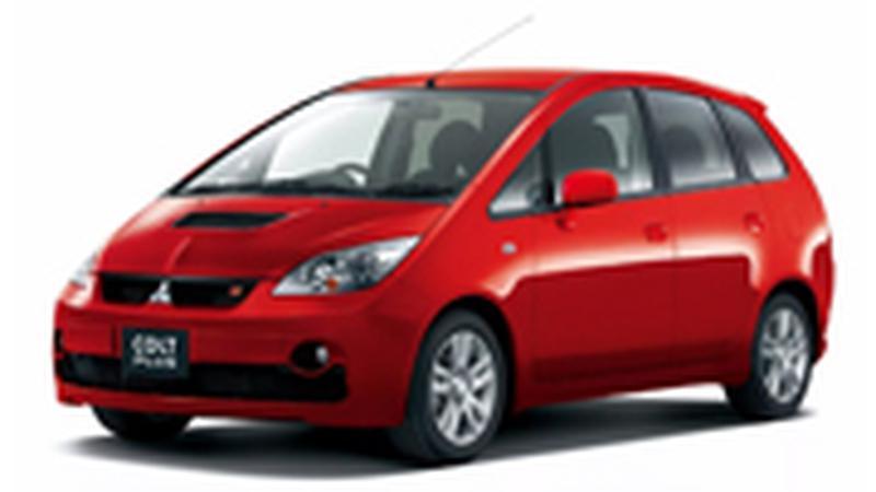 Авточехол для Mitsubishi Colt (2004-2012)
