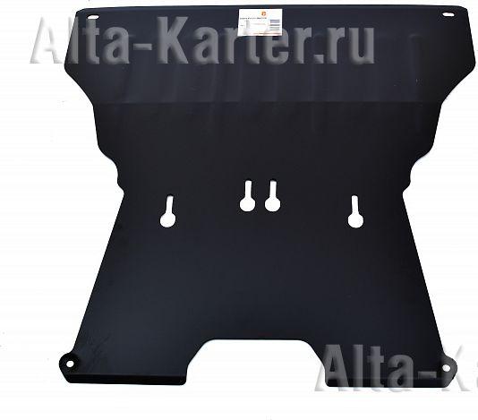 Защита Alfeco для картера и КПП (большая) Audi A4 B8 2008-2013. Артикул ALF.30.02